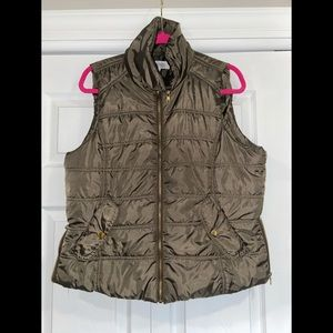 Charlotte Russe puffer vest
